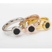 Fashion Jewelry Stainless Steel Jewelry Ring (hdx1113)
