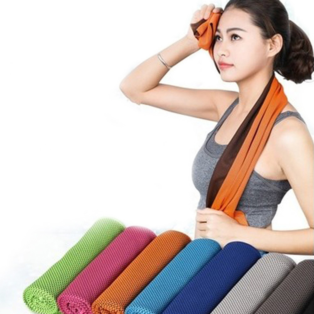 sports cooling towels