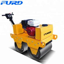 Approvisionnement Honda gx moteur route rouleau compacteur à double tambour vibrant rouleau (FYL-S600)
