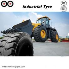 Neumático industrial, neumático OTR, neumático 17.5r25, neumático radial