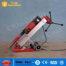 Perforadora vertical de la máquina del taladro de la base del diamante manual del diamante con el mejor precio