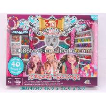 Conjunto de la belleza, sistema plástico del juego de la belleza, sistema de la belleza de las muchachas, juguete de las muchachas belleza