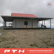 China Prefabricated Light Steel Structure Villa Building