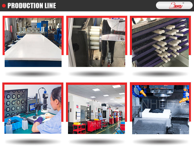 Production Line of HDPE sheet