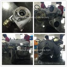 Gt2056V 14411-Eb300 751243-5002s 751243-0002 Turbocompresseur pour Nissan Yd25ddti
