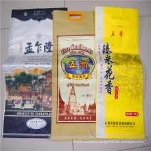 China Supplier Plastic Packaging Bag for Wheat Flour