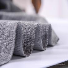 2016 Luxury Grey Linen Cation Sofa Fabric