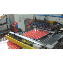 Línea de producción de tapas giratorias / Máquina automática para fabricar tapas de estaño / Máquina selladora y tapadora al vacío