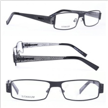 Óculos ópticos de titânio / estilo novo quadro de moda / quadros de leitura (PR64IV)