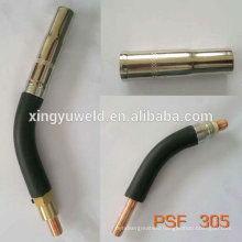 psf 305a welding torch swan neck