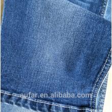 Polyester Denim Rayon polyester satin denim fabric