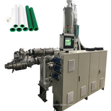 High speed automatic control Single screw extruder  PPR three layer pipe extrusion line/making machinery
