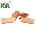 (3522) Cajas de cartón de cobre estrechas para embalaje