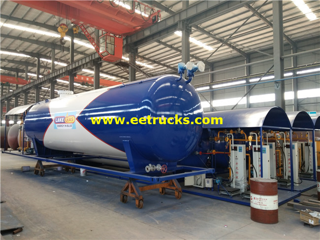 Cooking Gas Filling Plant