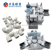 plastic 250-200mm reducer tee pipe pvc pipe fitting mould
