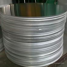 3003 Disque à feuilles en aluminium pour pot