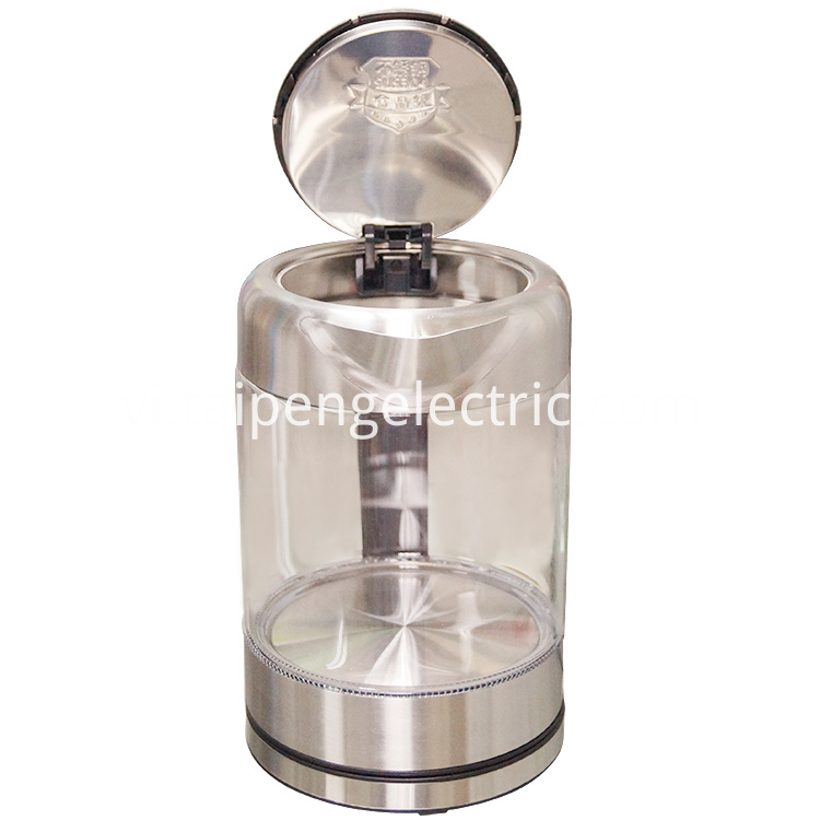 Electric Glass Tea Kettle