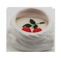 Bouteille en céramique décorative de soja parfumée à la cire de luxe