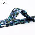 Diseño profesional Su propio lazo Corbata 100% algodón personalizado