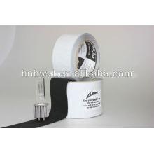 Noir / blanc, autre ruban adhésif en aluminium