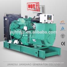 preço de gerador elétrico de 125kva 100kw