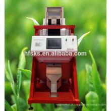 Equipamento de fabricação de chá Máquina de classificação de cor Moedor de chá preto