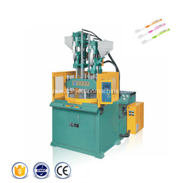 Multi Color Toothbrush Rotary Injection Moulding Machine