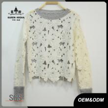 Women Special Sweet Hollow Sweater