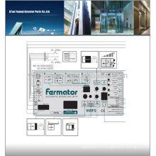 Contrôle de l'ascenseur vvvf, prix du contrôleur de l'ascenseur, contrôleur d'ascenseur intelligent