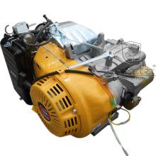 China Supplier 13HP Honda Gx390 Electric Start Half Gasoline Engine