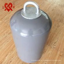 Mundo amplamente uso de alta qualidade flutuante espuma de poliuretano marinho fender bóia de amarração