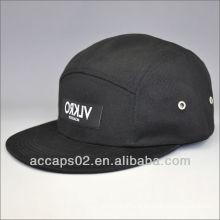 custom cotton 5 panel hat