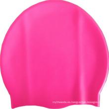 Casquillo de natación impermeable del silicón de Promtion