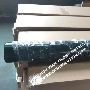 48mm Round Post for 3D Welded Fence Panel
