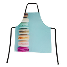 shaoxing Macarons Cookies pastry barista chef apron customized