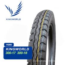 Tl 6pr 3.00-10 3.50-10 90/90-12 Motorcycle Tyres for Uganda