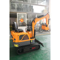 Hydraulic Price Machine Digger Mini-Größen Der kleinste Xn08 New Cheap Chinese List Ce Bagger