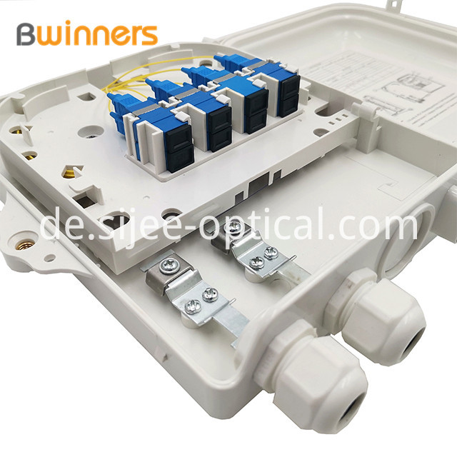 Wall Mount Fiber Box