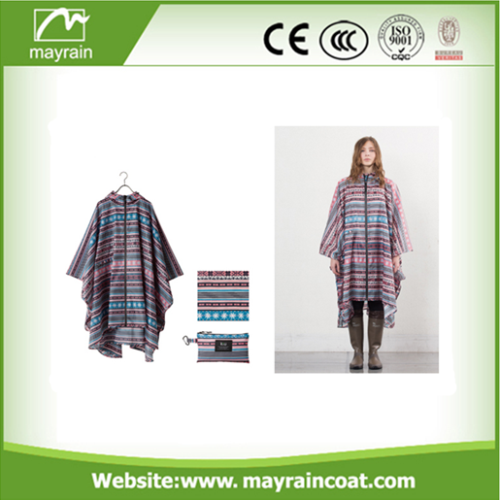 Biodegradable Reusable Poncho