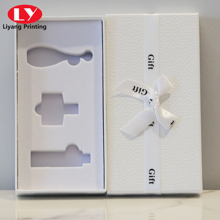 Paper Box With Eva Insert