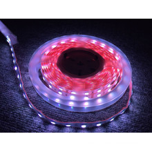 UL LED Strip Light Premium Epistar Chip SMD 5050 Bande flexible haute puissance-60 LED/M, gaine thermorétractable IP67 Enferme la bande entière, 24V, 4000k Blanc naturel