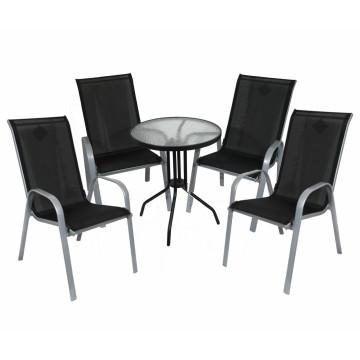 5PCS High Back Mini Garden Furniture