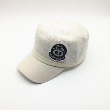 Plain Custum Cotton Leisure Military Cap (ACEW171)