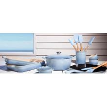 2016 Neues Design Gusseisen Kochtopf für Hausfrau