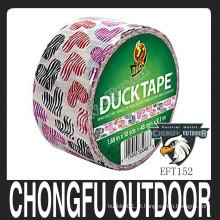 2015 fita de pato decorativo por atacado com venda quente do teste padrão bonito