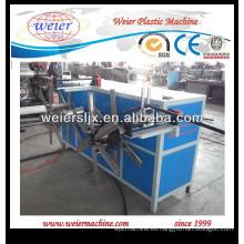 Mejor precio de polietileno de alta densidad PP PVC corrugado máquina de la pipa