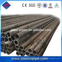 Tubo de aço carbono espiral soldado mais vendido