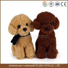 Cão feito sob encomenda do urso de peluche das meninas do brinquedo do luxuoso