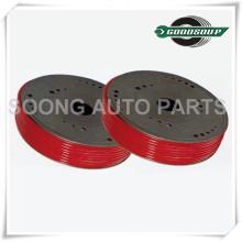 PAH-001 de alta qualidade PE / PU / PVC / mangueira de ar de borracha para ferramentas pneumáticas