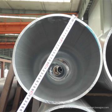 Pipe d'alliage d'aluminium série 6 6061, 6063, 6082, 6083
